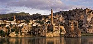 Town of Hasankeyf threatened by the Ilisu Dam