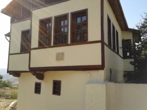Newly restored house in New Arapgir